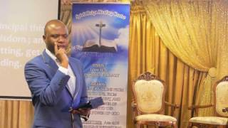 Knowledge that makes one a Master Part 1 - Pastor Rich Tshabalala