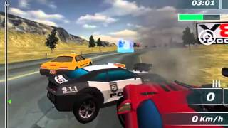Highway Squad | Mission 5-8 | Car Games Online Free Driving Games To Play | Best Kid Games