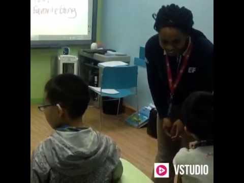 Teacher Alexis in Beijing