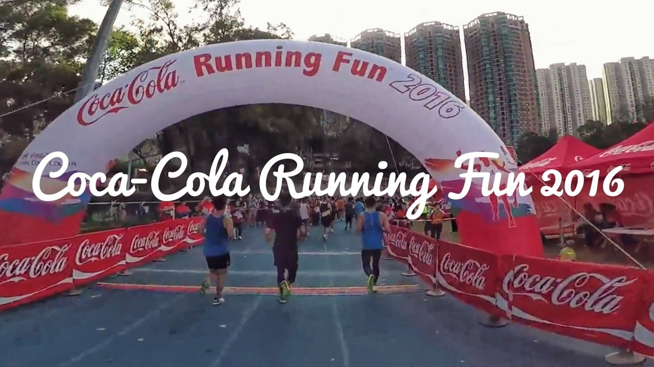 2016 coca cola running fun 2016 youtube. Black Bedroom Furniture Sets. Home Design Ideas
