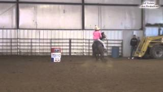Sharon Munn & Whos Amazing Grace - NRF Derby at Arrowhead Arena - May 11, 2013