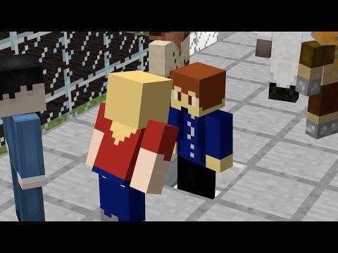 Jurassic World- Official Minecraft Trailer