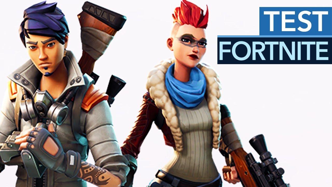Fortnite im Test - Jetzt kaufen oder Free2Play-Release abwarten?