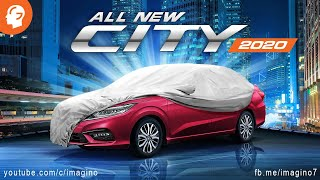 All New Honda City 2020 Malaysia