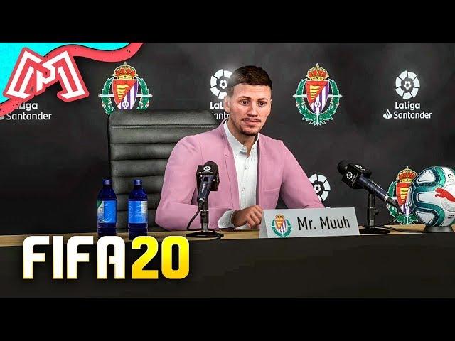 O COMEÇO! - Modo Carreira FIFA 20 Ep. 1