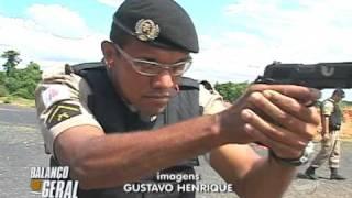 Balanço Geral - Série Tático Móvel Parte 1 PMMG - Marcos Maracanã
