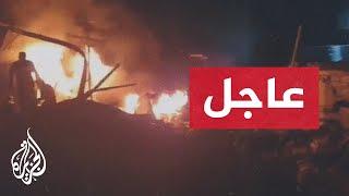 هجوم إسرائيلي بالصواريخ على عدة مناطق في الساحل السوري