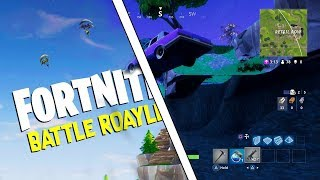 *New* UNDERGROUND GLITCH AT RETAIL ROW (Fortnite Battle Royale)