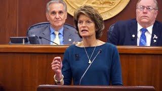 2016 Sen. Lisa Murkowski Address to Alaska Legislature