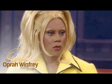 The Hardest Year of RuPaul's Life | The Oprah Winfrey Show | Oprah Winfrey Network