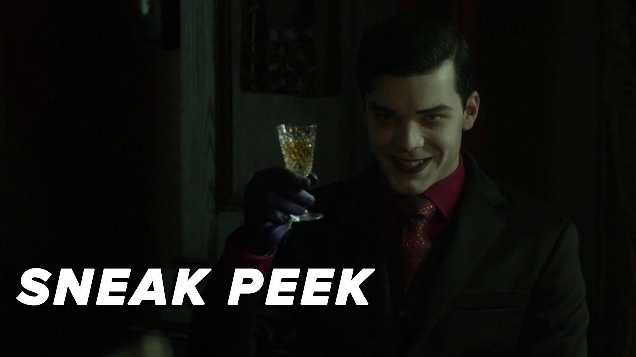 Download Watch Gotham 5x7 Sneak Peek: Jeremiah Reunites Bruce With His Dead Parents