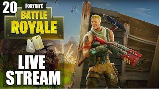Didn't You Say You Wanted Fortnite? | Fortnite Battle Royale | (Live Stream)