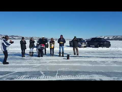 Pasqua First Nation #79 Ice-Jigging Challenge 2019