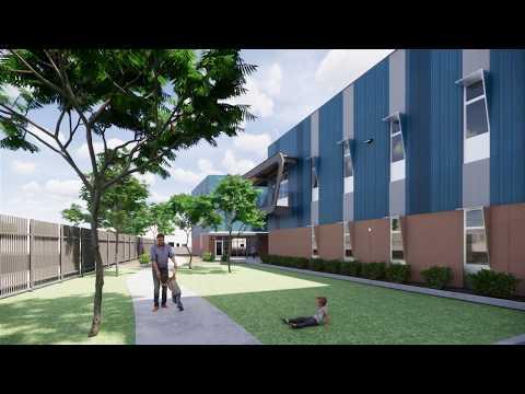 FWUSD Walter Douglas Elementary School 3D Walk Through