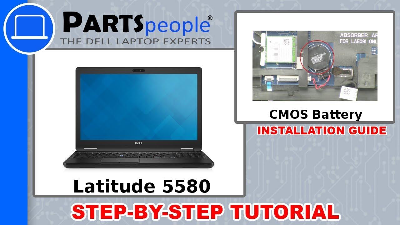 Dell 5480 cmos battery