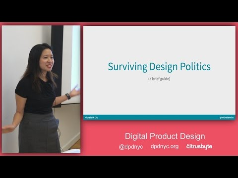 Digital Product Design - Surviving Design Politics