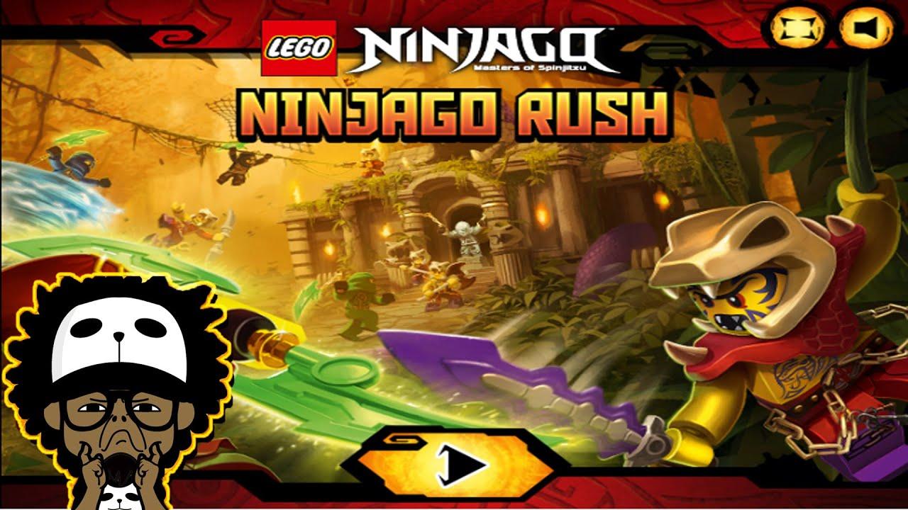 Ninjago Rush Cartoon Network, Jobs EcityWorks