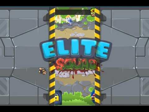 флеш игра Elite Squad летсплей