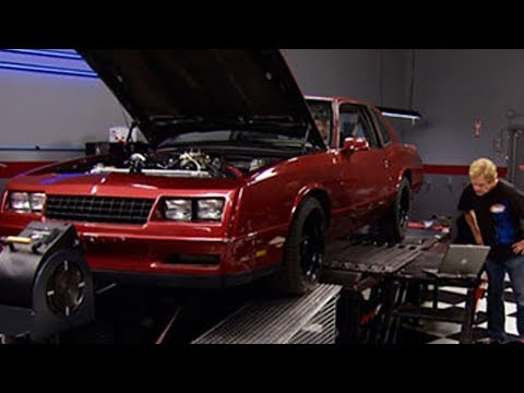 Adding A Chevy 454 To A '85 Monte Carlo - Horsepower S13, E14