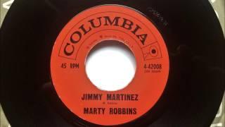 Jimmy Martinez , Marty Robbins , 1961
