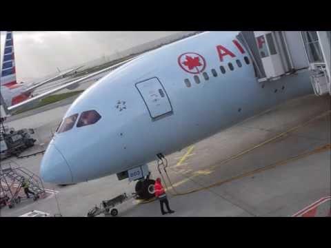 ✈ Air Canada B787-8 CDG - YYZ