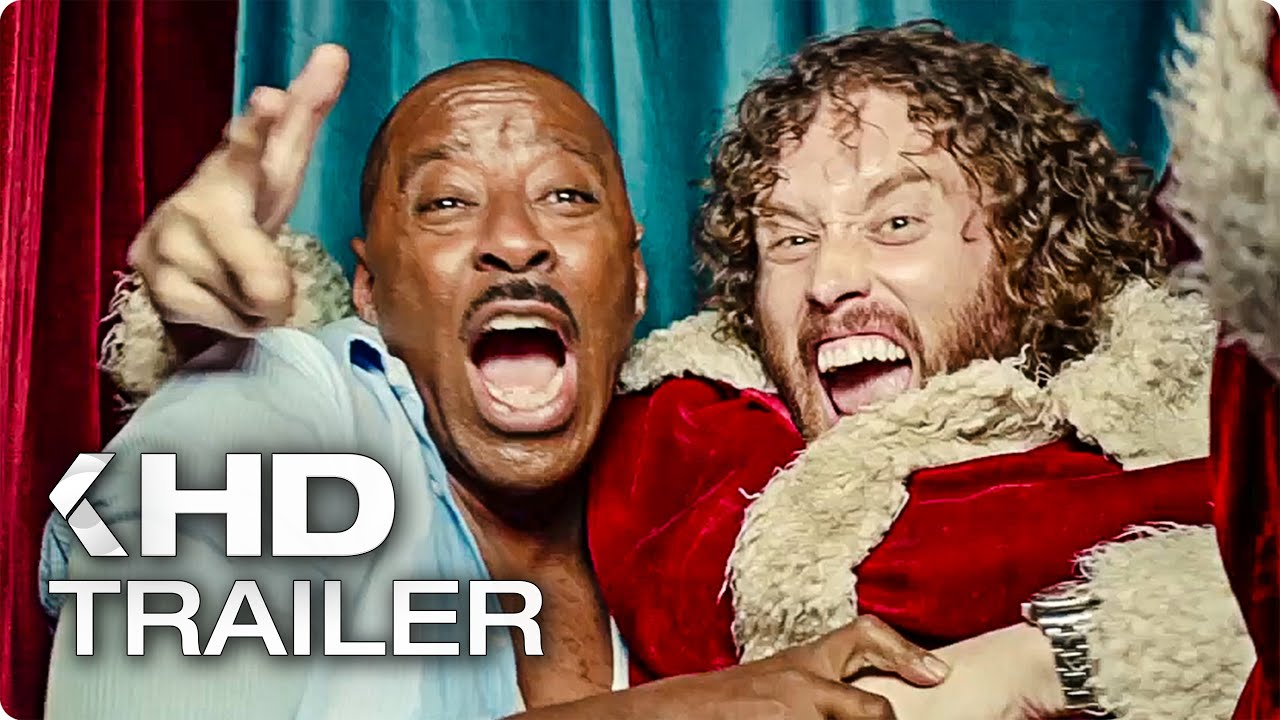 OFFICE CHRISTMAS PARTY Trailer German Deutsch (2016) - YouTube