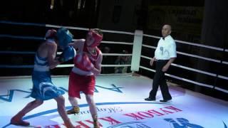 Wyciszkiewicz (06 Kleofas Katowice -  Polska) vs Tyszkowiec (Lwów -  Ukraina)