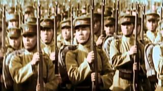 Вторая Мировая Война в цвете - Часть 1 - Гроза надвигается
