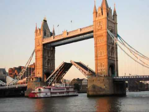 London Tower Bridge Opening Lift Vessel Passing - Been There Done That !