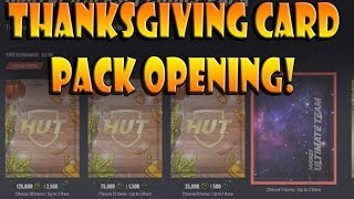 When One More Pack Turns Into 5... NHL 19 Thanksgiving Pack Opening
