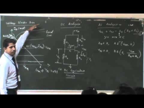 Lecture 31 JFET Biasing