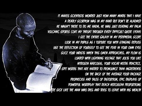 K-Rino - The Revelation (Lyrics)