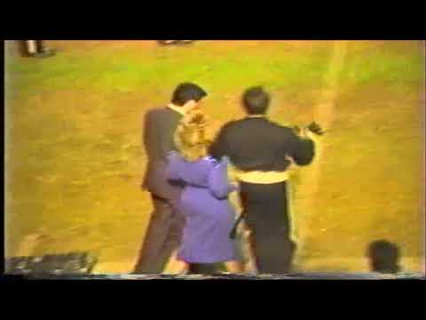 1987 Opp High School Homecoming Halftime Show and Crown