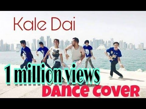 KALE DAI - Movie Song | Parva | Nischal Basnet , Mala Limbu- (Cover Video) U & I DANCE CREW