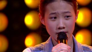 The Voice Kids Thailand - เกรซ - คิดถึงเธอทุกทีที่อยู่คนเดียว - 22 Feb 2015