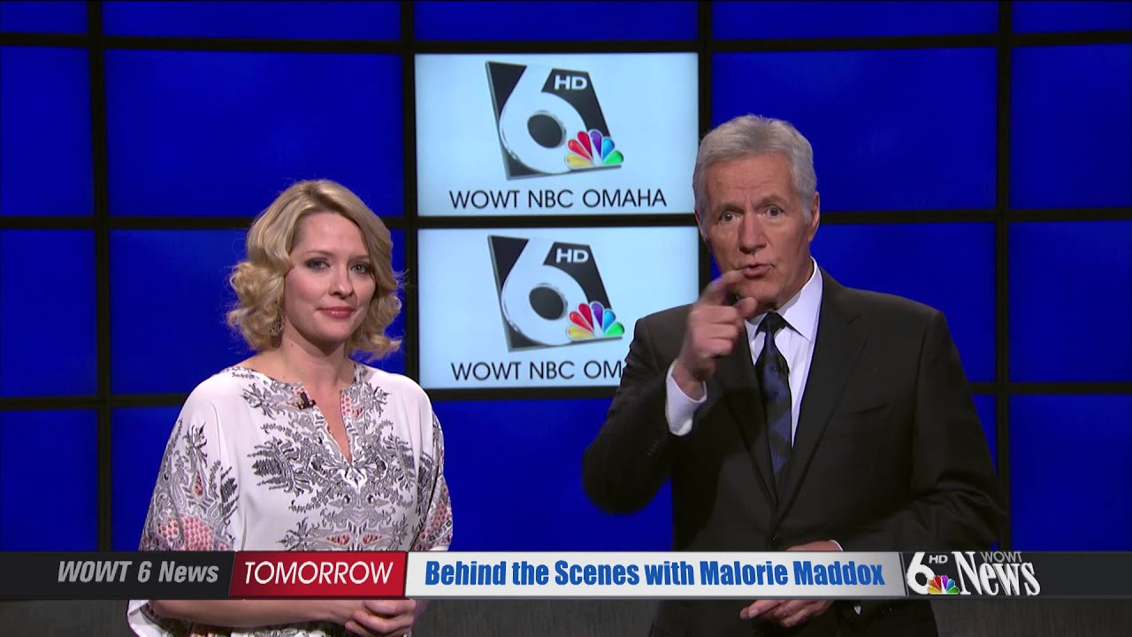 Behind the Scenes of Jeopardy! - Tomorrow on WOWT 6 News