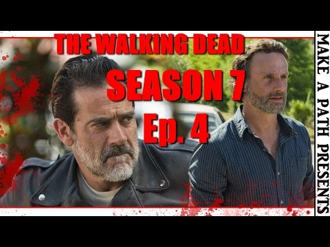 THE WALKING DEAD Season 7 Episode 4 REVIEW [SPOILERS] Service Ep 704