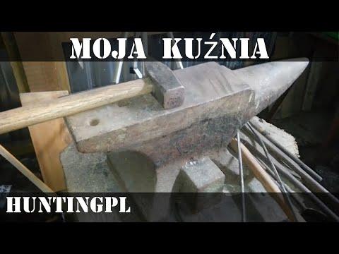 Unboxing Kuźni (Moja Kuźnia) - HuntingPL