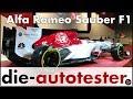 2018 Alfa Romeo ist zurück in der Formel 1 - Alfa Romeo F1 mit Sauber | Deutsch