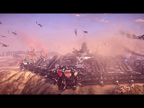 InterPlanetary War | Planetside 2 beta