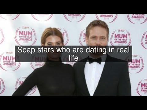 Soap stars who are dating in real life