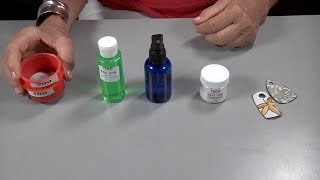 Cool Tools |  The Five S's of Enameling by Jan Harrell