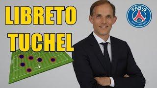 Nuevo dibujo táctico en el PSG para intentar dominar en Europa. Neymar y Mbappé con más libertad