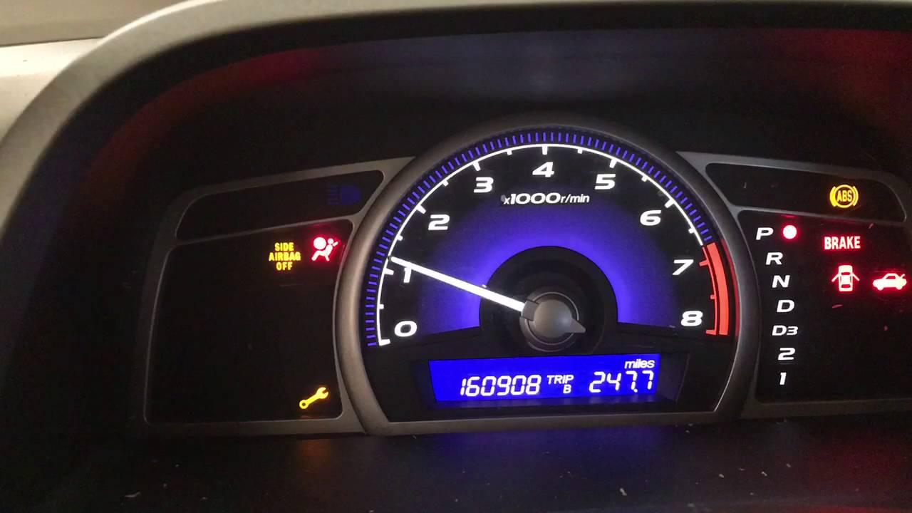 Honda Civic 2006 Battery Dying