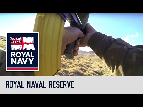 The Royal Naval Reserve - what will it be like?