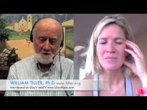 Psychoenergetics William Tiller Ph.D