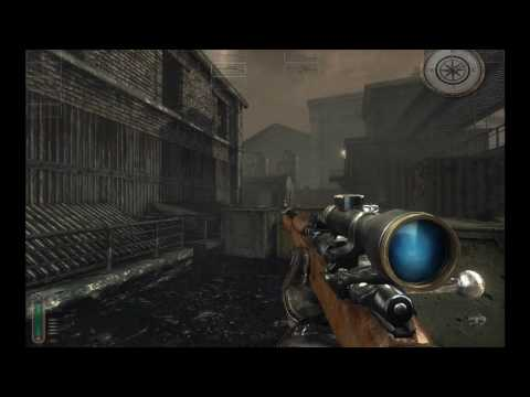 Necrovision Lost Company GAMEPLAY |HD 720p| |