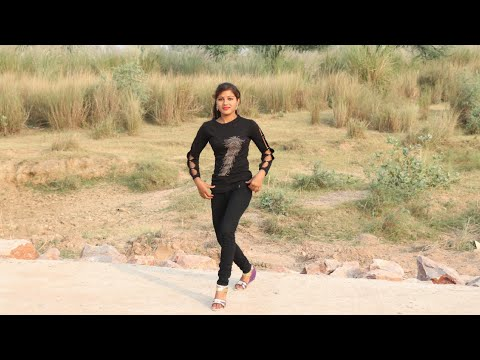 गांव की इस लड़की (नेहा) ने किया डैम पर जाकर जमके डांस । मोहब्बत टुटैगी तेरी || Ajeet Katara Rasiya