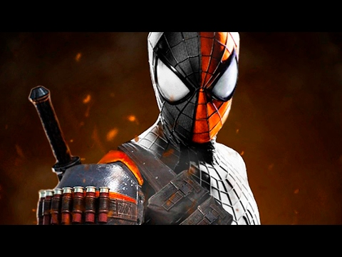 5 УБОЙНЫХ ВЕРСИЙ ЧЕЛОВЕКА - ПАУКА #2. SPIDER MAN. MARVEL COMICS.