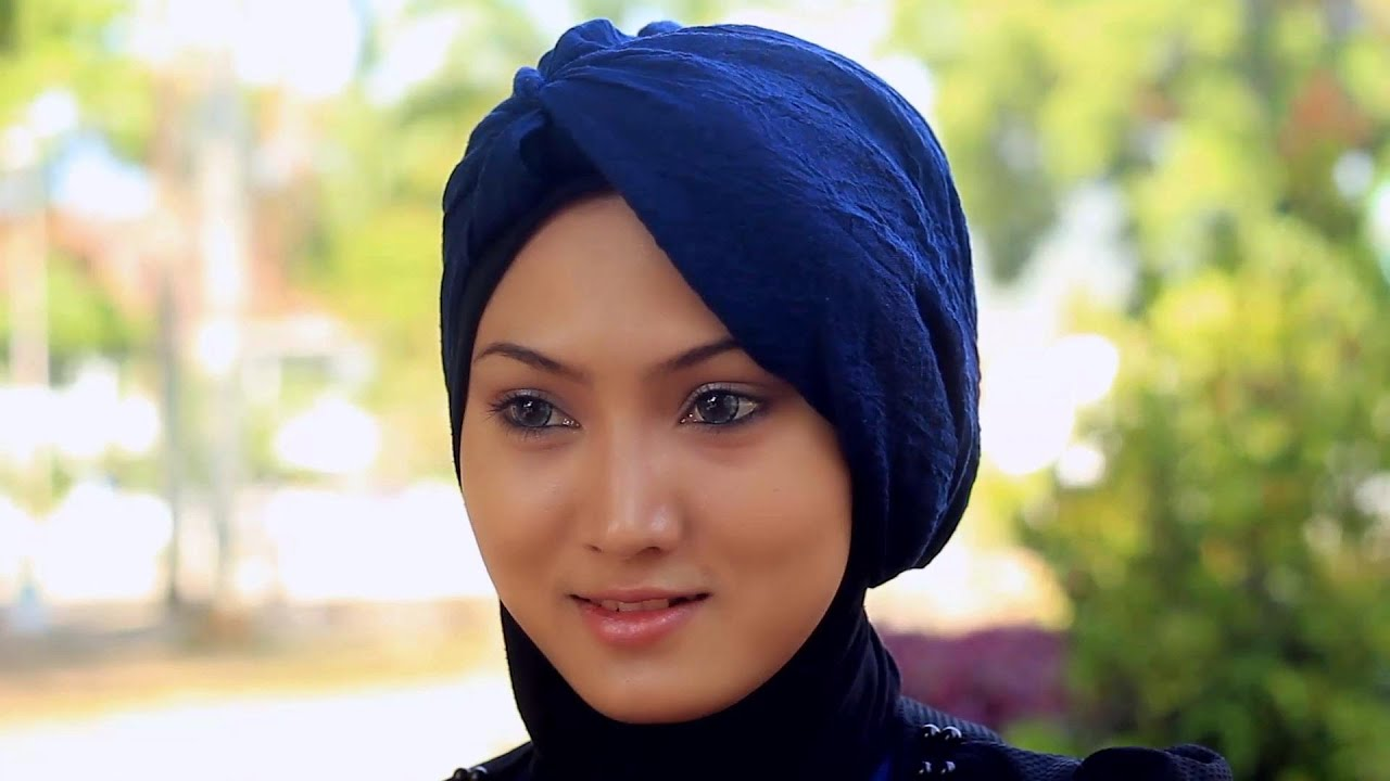 Tutorial Hijab Ke Pesta
